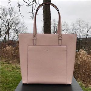 Kate Spade Sadie Grand Street Tote Pink